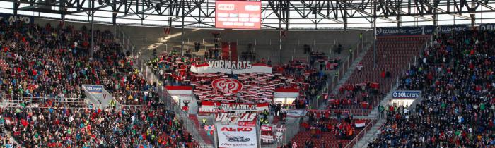 11. Spieltag: FC Augsburg - 1.FSV Mainz 05