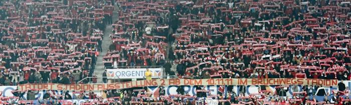 12. Spieltag: 1.FSV Mainz 05 - VfB Stuttgart