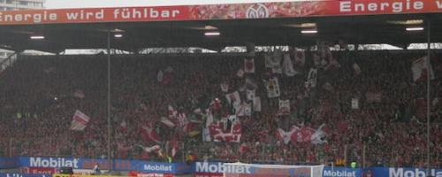 12. Spieltag: 1.FSV Mainz 05 - VfL Borussia M'Gladbach