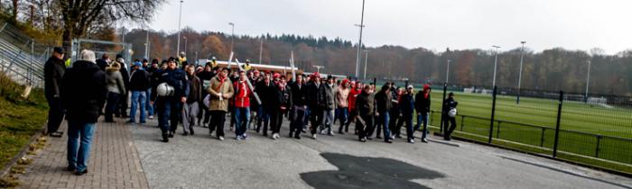 12. Spieltag: Hamburger SV - 1.FSV Mainz 05