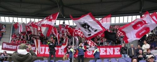 12. Spieltag: Hannover 96 - 1.FSV Mainz 05