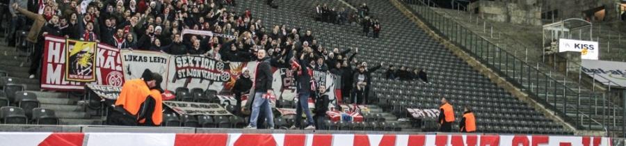 12. Spieltag: Hertha BSC - 1.FSV Mainz 05