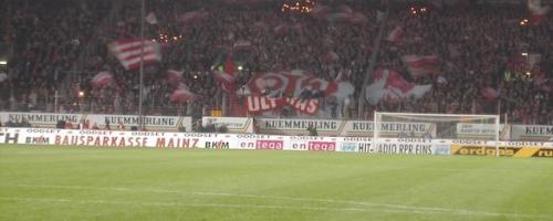 13. Spieltag: 1.FSV Mainz 05 - TSV Alemannia Aachen