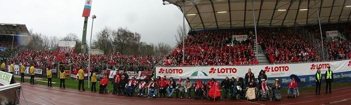 13. Spieltag: TuS Koblenz - 1.FSV Mainz 05
