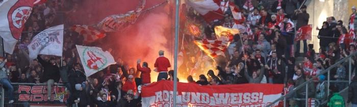 13. Spieltag: VfL Borussia M'Gladbach - 1.FSV Mainz 05