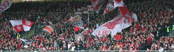 14. Spieltag: 1.FSV Mainz 05 - FC St. Pauli