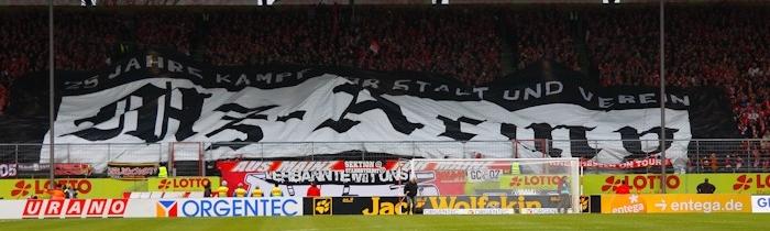 14. Spieltag: 1.FSV Mainz 05 - Hamburger SV