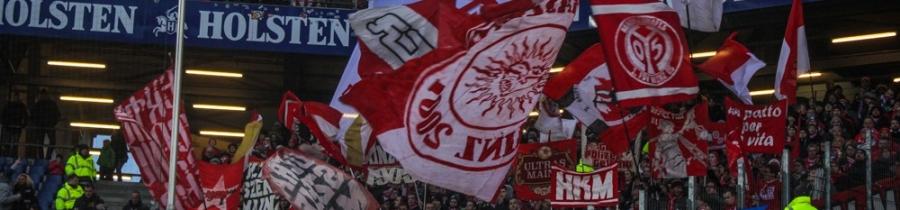 14. Spieltag: Hamburger SV - 1. FSV Mainz 05
