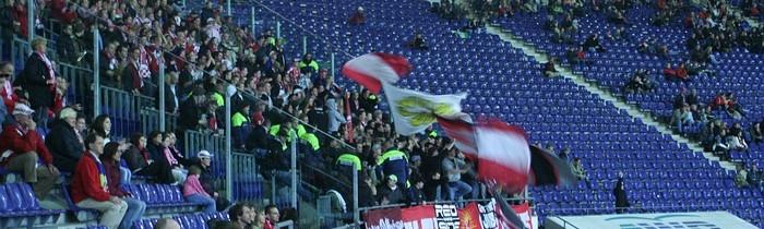 14. Spieltag: Hannover 96 - 1.FSV Mainz 05