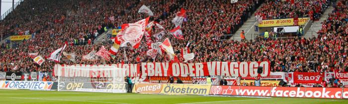 14. Spieltag: 1.FSV Mainz 05 - BV Borussia Dortmund