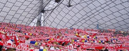 15. Spieltag: FC Bayern München - 1.FSV Mainz 05