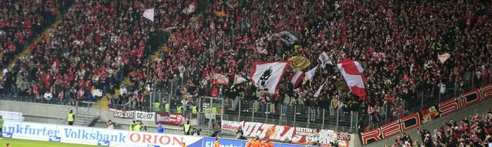 15. Spieltag: FSV Frankfurt - 1.FSV Mainz 05