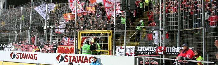 15. Spieltag: TSV Alemannia Aachen - 1.FSV Mainz 05