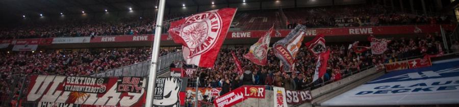16. Spieltag: 1.FC Köln - 1.FSV Mainz 05