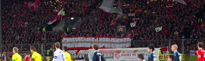 16. Spieltag: 1.FSV Mainz 05 - FC Schalke 04