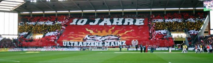 16. Spieltag: 1.FSV Mainz 05 - Hamburger SV