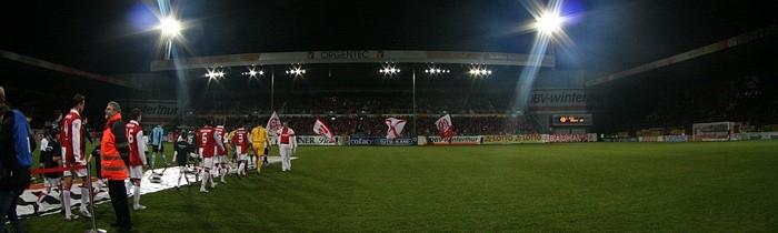 16. Spieltag: 1.FSV Mainz 05 - SpVgg Fürth
