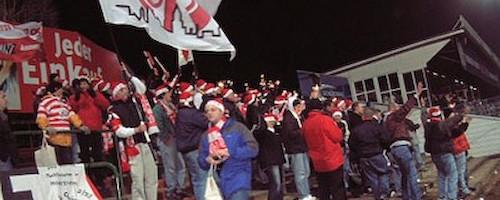 16. Spieltag: VfB Lübeck - 1.FSV Mainz 05