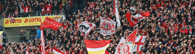 16. Spieltag: 1.FSV Mainz 05 - VfL Borussia Mönchengladbach
