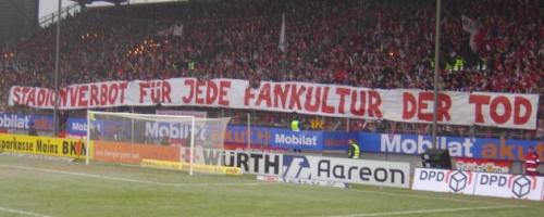 17. Spieltag: 1.FSV Mainz 05 - 1.FC Nürnberg