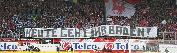 17. Spieltag: 1.FSV Mainz 05 - FC Bayern München