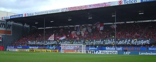 17. Spieltag: 1.FSV Mainz 05 - MSV Duisburg