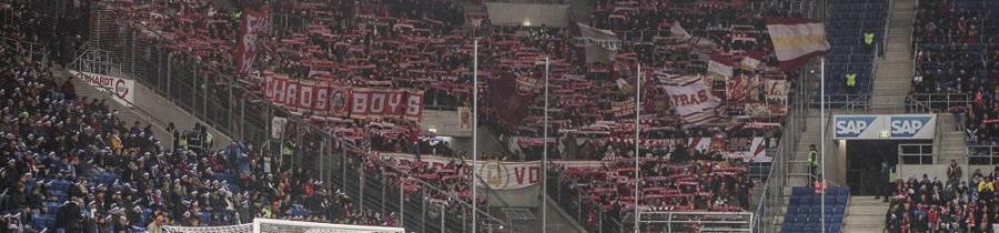 17. Spieltag: TSG Hoffenheim – 1.FSV Mainz 05