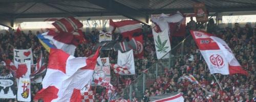 18. Spieltag: 1.FSV Mainz 05 - 1.FC Köln