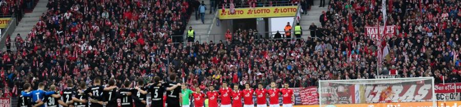 18. Spieltag: 1.FSV Mainz 05 - SC Paderborn