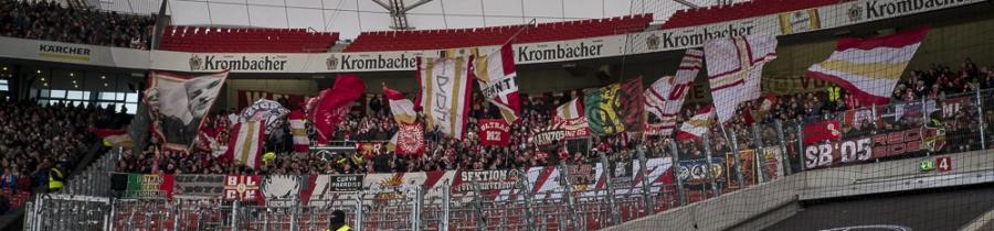 18. Spieltag: VfB Stuttgart – 1.FSV Mainz 05