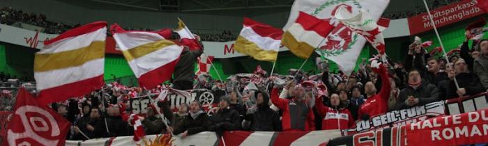 17. Spieltag: VfL Borussia M'Gladbach - 1.FSV Mainz 05