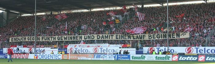 19. Spieltag: 1.FSV Mainz 05 - SpVgg Fürth