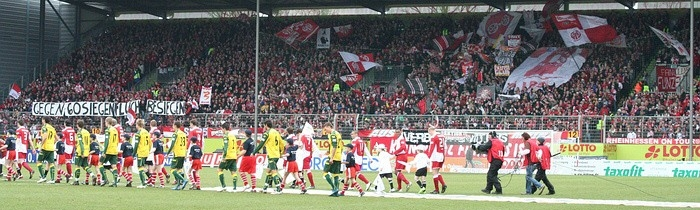 19. Spieltag: 1.FSV Mainz 05 - TSV 1860 München