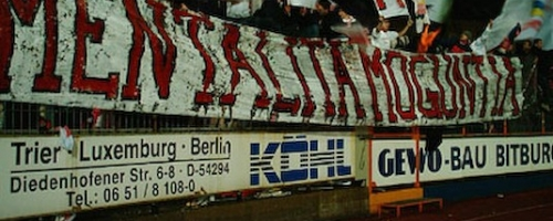 19. Spieltag: SV Eintracht Trier - 1.FSV Mainz 05