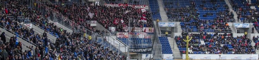 19. Spieltag: TSG Hoffenheim - 1.FSV Mainz 05