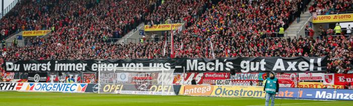 19. Spieltag: 1.FSV Mainz 05 - SC Freiburg