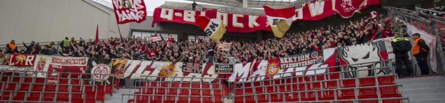 20. Spieltag: SV Bayer Leverkusen – 1.FSV Mainz 05