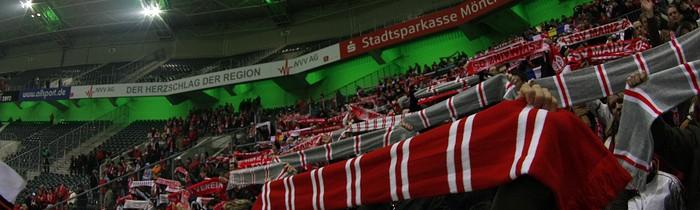20. Spieltag: VfL Borussia M'Gladbach - 1.FSV Mainz 05