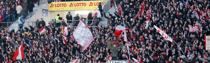 21. Spieltag: 1.FSV Mainz 05 - Hannover 96
