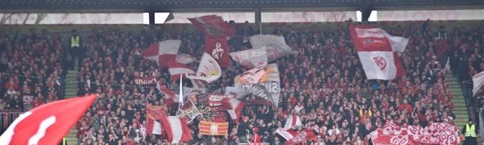 21. Spieltag: 1.FSV Mainz 05 - VfL Borussia M'Gladbach