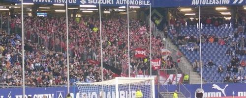 21. Spieltag: Hamburger SV - 1.FSV Mainz 05