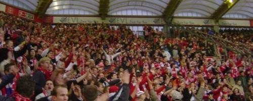 21. Spieltag: SV Bayer Leverkusen - 1.FSV Mainz 05