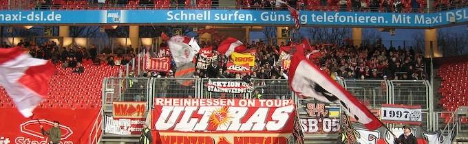 22. Spieltag: 1.FC Nürnberg - 1.FSV Mainz 05