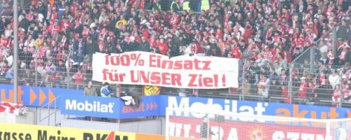 22. Spieltag: 1.FSV Mainz 05 - DSC Arminia Bielefeld