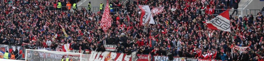 22. Spieltag: 1.FSV Mainz 05 - SG Eintracht Frankfurt
