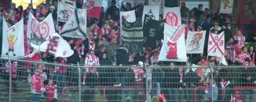 22. Spieltag: SC Rot-Weiß Oberhausen - 1.FSV Mainz 05