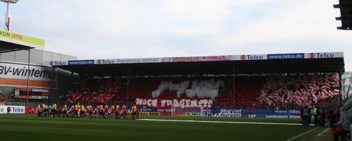 23. Spieltag: 1.FSV Mainz 05 - 1.FC Kaiserslautern