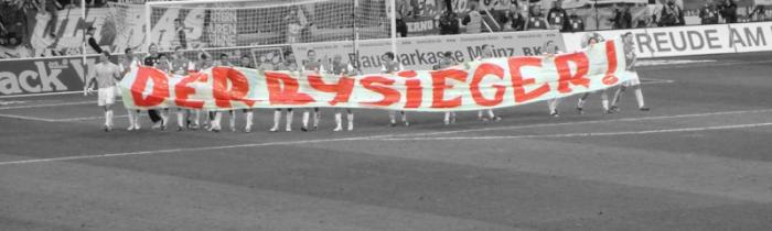 23. Spieltag: 1.FSV Mainz 05 - FCK