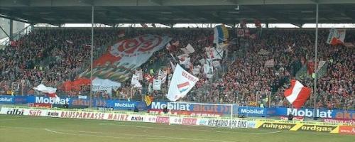 23. Spieltag: 1.FSV Mainz 05 - Rot Weiss Ahlen