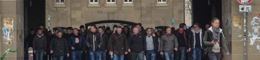 24. Spieltag: 1. FSV Mainz 05 - Borussia Mönchengladbach
